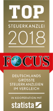 TOP Steuerberater 2018 LKC Focus Money