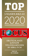 TOP Steuerberater 2020 LKC Focus Money